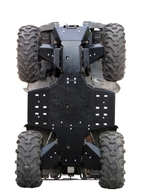 Kompletní plastové zakrytí podvozku Yamaha Grizzly do roku výroby 2013
