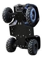 Kompletní plastové zakrytí podvozku Yamaha Grizzly od roku výroby 2014