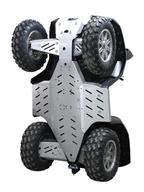 Kompletní kryt podvozku pro Polaris Sportsman 550/850 XP (-2014)