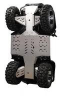 Kompletní kryt podvozku pro CF Moto X8 s ocelovými rameny