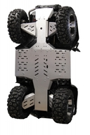Kompletní kryt podvozku pro CF Moto X8 s duralovými rameny