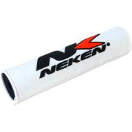 Kryt hrazdy Neken pro řidítka 22 MM (Bílá)