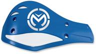 Chrániče rukou Moose Flex (Modrá/Bílá)