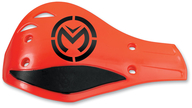 Chrániče rukou Moose FLEX (Červeno černá)