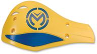 Chrániče rukou Moose Flex (Žlutá/Modrá)