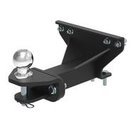Zpevněný adapter pro tažné zařízení na čtyřkolky Yamaha Grizzly 550/700 a Kodiak 700