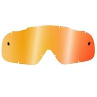Náhradní plexi do brýlí Kenny Track - Red Iridium