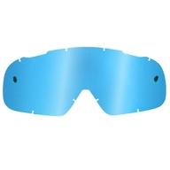 Náhradní plexi do brýlí Kenny Track - Blue Iridium