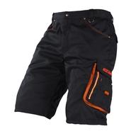 Kraťasy Kenny Racing 17 - Černá / Oranžová