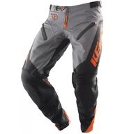 Pánské kalhoty Kenny Titanium 19-Orange/Grey