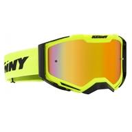 Motokrosové brýle Kenny Ventury Phase 1 - Neonově Žlutá