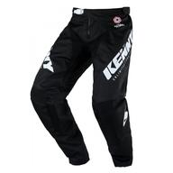 Dětské kalhoty Kenny Track Raw 20 - Černá