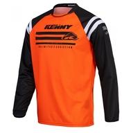 Dres Kenny Track Raw 21 - Oranžový