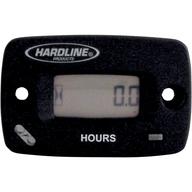 Měřič motohodin s možností nastavení servisních intervalů, které potom hlídá a signalizuje