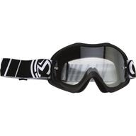 Dětské motokrosové brýle Moose Racing Qualifier Black