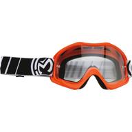 Dětské motokrosové brýle Moose Racing Qualifier Orange