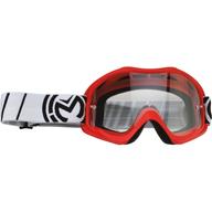Dětské motokrosové brýle Moose Racing Qualifier Red