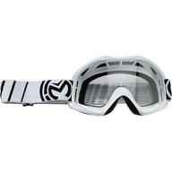 Dětské motokrosové brýle Moose Racing Qualifier White
