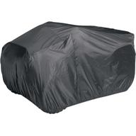 Plachta na zakrytí ATV v černé barvě. Velikost: XL