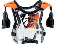 Dětský chránič těla Thor Quadrant Deflector Flo Orange. Pro váhu dítěte 27-45kg