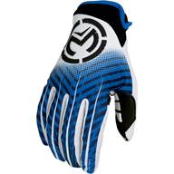 Dětské rukavice na čtyřkolku, nebo motokros. Moose raging USA. Sahara blue