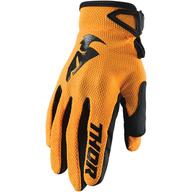 Dětské rukavice Thor Sector - Oranžová