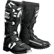 Značkové boty na čtyřkolku, nebo motokros-Moose racing USA. M1.2 Boot Black