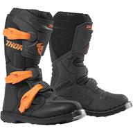 Dětské boty Thor Blitz XP - Černá/Oranžová