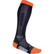 Vysoké ponožky do motokrosových bot. Moose Racing USA. Velikost: M/L