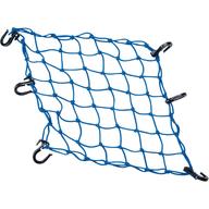 Síťka na připevnění nákladu k nosiči čtyřkolky (modrá)