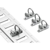 O-Ring Clip k zacvaknutí do držáku E-TRACK (sada 4ks)