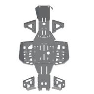 Kompletní kryt podvozku na CF Moto 450 + 520 Dlouhé verze