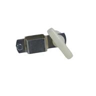Náhradní tryska k liště postřikovače (průběžná), pro hadici průměru 12 MM