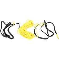 Syntetické lano navijáku (tl. 5MM, délka 15M) - žluté