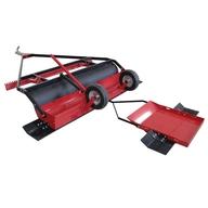 Stroj na výrobu běžecké stopy