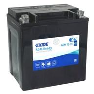 Baterie EXIDE - AGM12-31 (12V 30Ah), plus vpravo