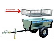 Nástavce 30cm k vozíku ARC-A02