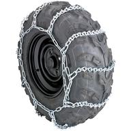 """Sněhové řetězy na čtyřkolku (PÁR). Rozměr: 43x142 cm (17""""x 56"""")"""