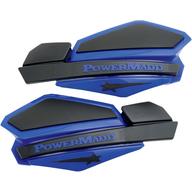 Chrániče rukou PowerMadd Star (Černá/Modrá)