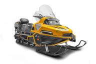 Sněžný skútr Stels 800S - Čtyřtaktní motor