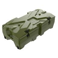 Tesseract Box X - Tmavě Zelený (120L)