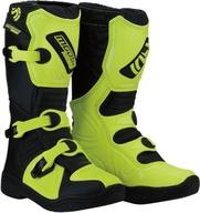 Kvalitní dětské boty na čtyřkolku a motokros. Moose racing USA. S18Y M1 Yellow/Black