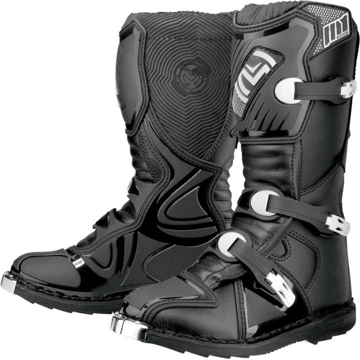 Kvalitní dětské boty na čtyřkolku a motokros. Moose racing USA. M1 Boot  Black 684a511996